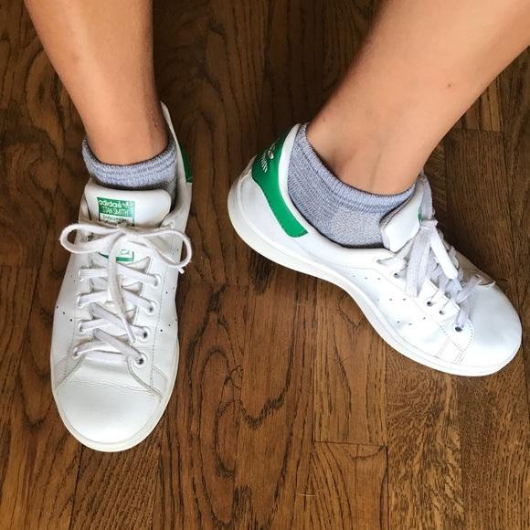 adidas stan smith green women's